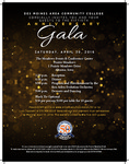 50th Anniversary Gala Invitation