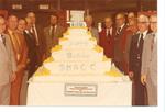 DMACC 10th Anniversary Cake