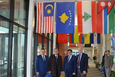 Kosovo Signing