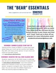 The Bear Essentials, Edition 4 by DMACC Student Life