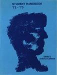 Student Handbook 1972-73