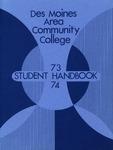 Student Handbook 1973-74 by DMACC