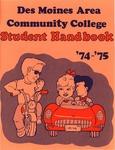 Student Handbook 1974-75 by DMACC