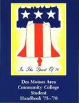 Student Handbook 1975-76 by DMACC