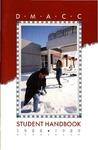 Student Handbook 1988-89