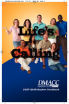 Student Handbook 2007-08 by DMACC