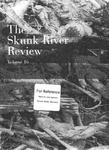 Skunk River Review Fall 2004, vol 16 by Elizabeth Dan-Dukor, Lois Knight, Aaron Marriott, Heidi Petro, Christina Connett, Jason Darr, Colin Meginnis, Meri Morris, Linda Riedell, Kyle Titus, Tim Vanderkamp, Andrew Austin, Laura Bell, Chris Cole, Carolyn Engelhardt, and Heather Salz