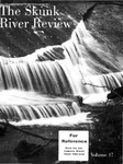 Skunk River Review Fall 2005, vol 17 by Qi Zheng, Ann Hammen, Jodie Enos, Clayton Martens, Michelle Gullet, Vince Knoot, Deb Griffin, Pam Keenan, Alyssa Cunningham, Mary Haege, Doug Smith, Kim Spencer Kline, Dana Jordan, and Joe Carrington