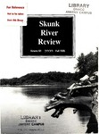 Skunk River Review Fall 1995, Vol 7 by Marcia Johnson; Chris Stanley; Mike Schrader; Greg Patterson; Cheryl Veenstra; Heidi Wadsworth; Sean Holdridge; Jennifer Walker; Angie Lenz; Charles Nolte; Dorothy Elings; Mary Brantley; Glenn Atwell; Eric Buitenwerf; Jarin Teed; Hien Nguyen; Kurt Steffes; Allison Wisecup; Yelena Polyakov; Shannon Wood; Colleen Engleen; Suzanne Gillespie; Stephanie Benson; Anonymous; Sela Kirkegaard; Charles Nolte; Cathy Jones; Rob Winget; Marsha Griffith; Kathy Garrison; Carol Fick; Gale Adams; Monica Bella; Kathy Smith; Daniel Terry; Trish O'Brien-Edwards; Patti Stockdale; Tim Hegarty; Shawn Cowell; Sam Warren Jr,; Mike Schrader; Kim Winchell; Jolynn Thieme; Matthew McMillan.; Chris Kaas; Mike Weber; Rachel Jackson; Jodi Zelino; and Diane Van Zante