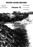 Skunk River Review Fall 2000, Vol 12 by Amanda King, Gregg Bensink, Jake DeMouth, Shawn Larson, Jeff Foreman, Valerie Frazee, Helen Telepnev, Michelle Handsaker, Jane Zantow, William Dean Hamilton, Derek Sullivan, Dana Anderson, Joyce E. McIntire, Brad Meyer, Joseph Keiser, Jeremy Bassett, David Cottrill, and Jane Zantow