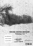 Skunk River Review Fall 2001, vol 13